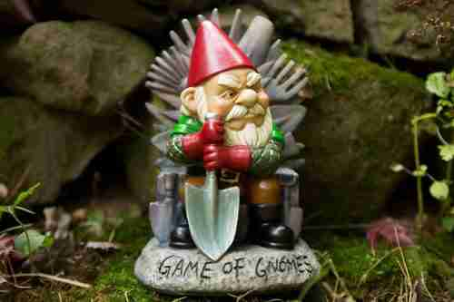 Gnome Garden: Funny Gnomes For Sale Here