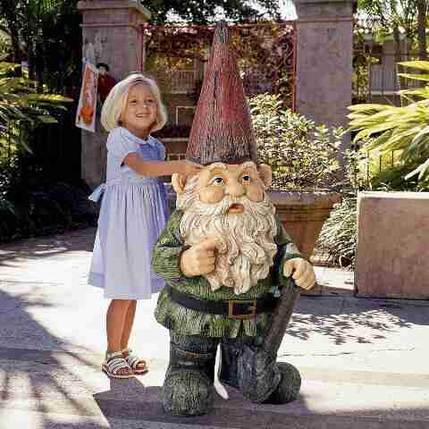 Large Garden Gnomes For Sale At Great Prices The Home Of